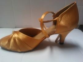 Lucinda Golden Tan 2.5