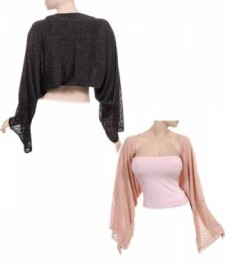 Shawl - Cover-up - Bolero Jacket