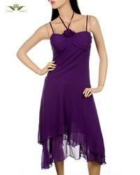Tango Dress - Purple