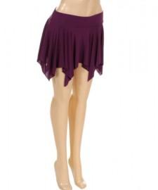 Purple Skirt Mini